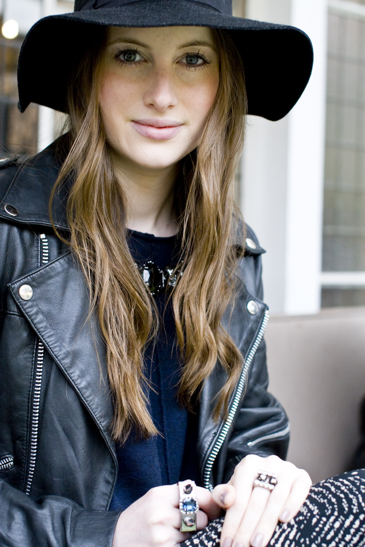 Rosie Fortescue, At Fashion Forte
