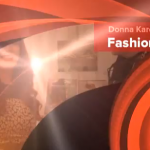 Fashion Correspondent Justin Howard's interview with Donna Karan, DKNY