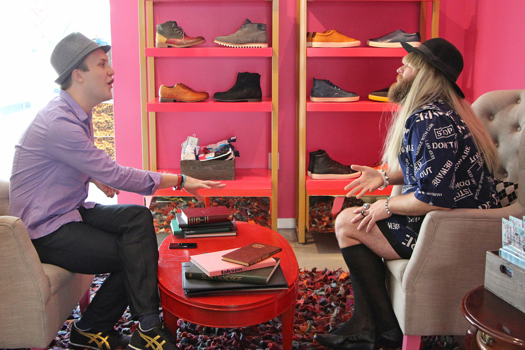 YouTube's P'trique: Transforming Fears into Fashion