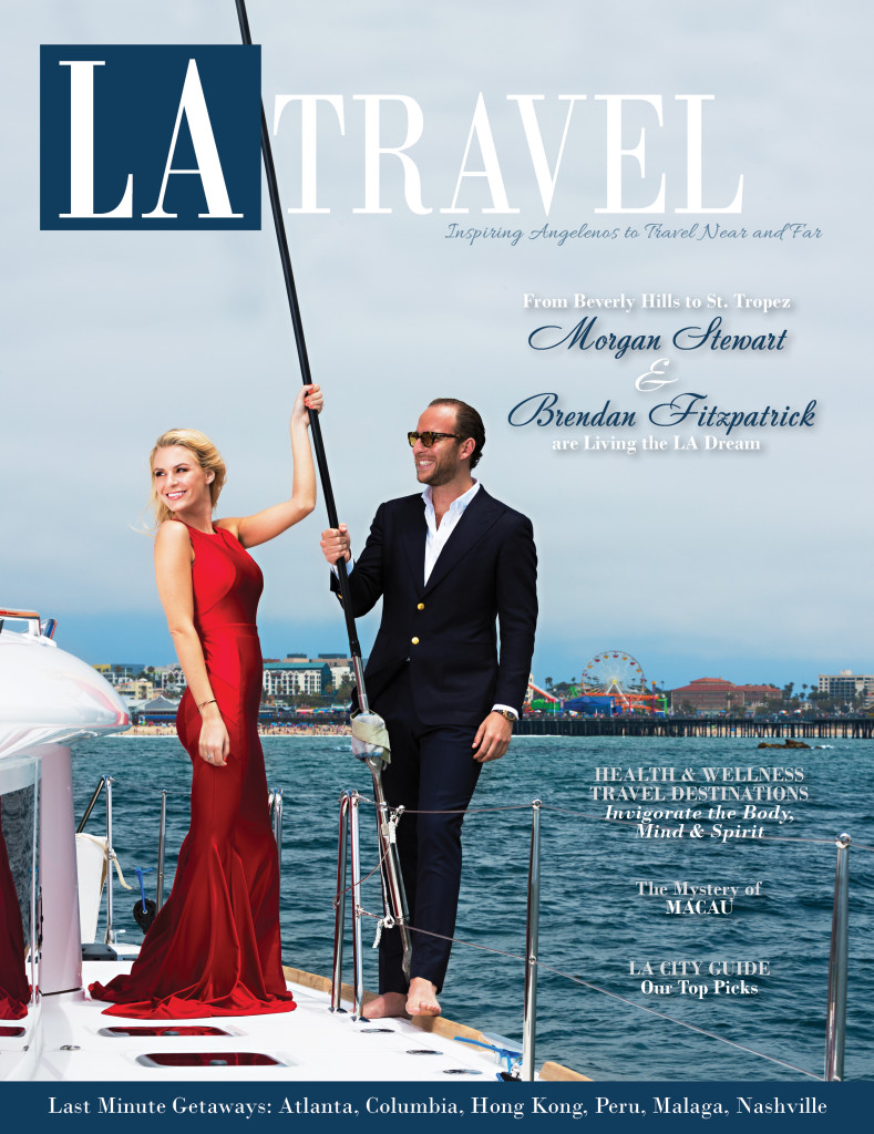Endless Summer Issue - LA Travel Magazine